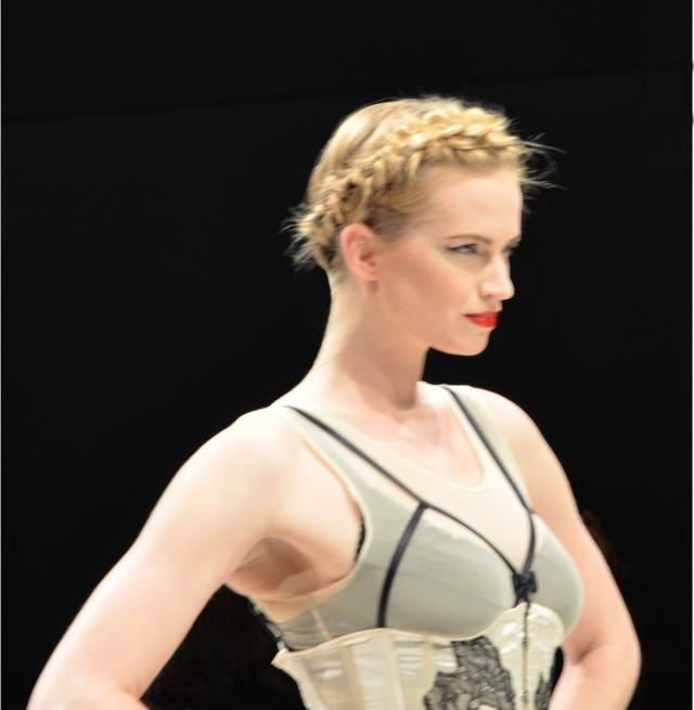 Goldie Locks II - F.A.T. (Fashion Art Toronto)
