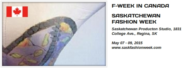 Saskatchewan Fashion Week - Fall 2015